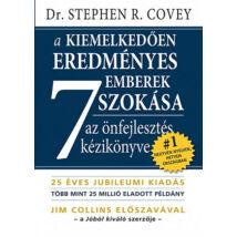 A kiemelkedően eredményes emberek 7 szokása - Az önfejlesztés kézikönyve